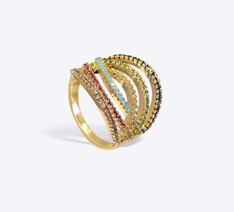 Pave Ring : MR-1148