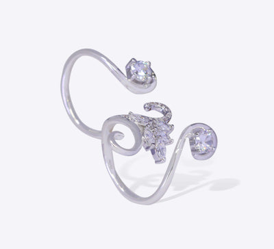 Buy Duckling Two Finger Rings Online In Pakistan