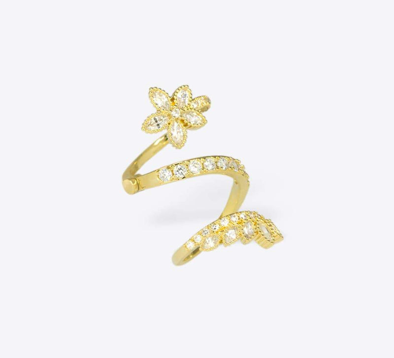 Pave Ring: MR-1241
