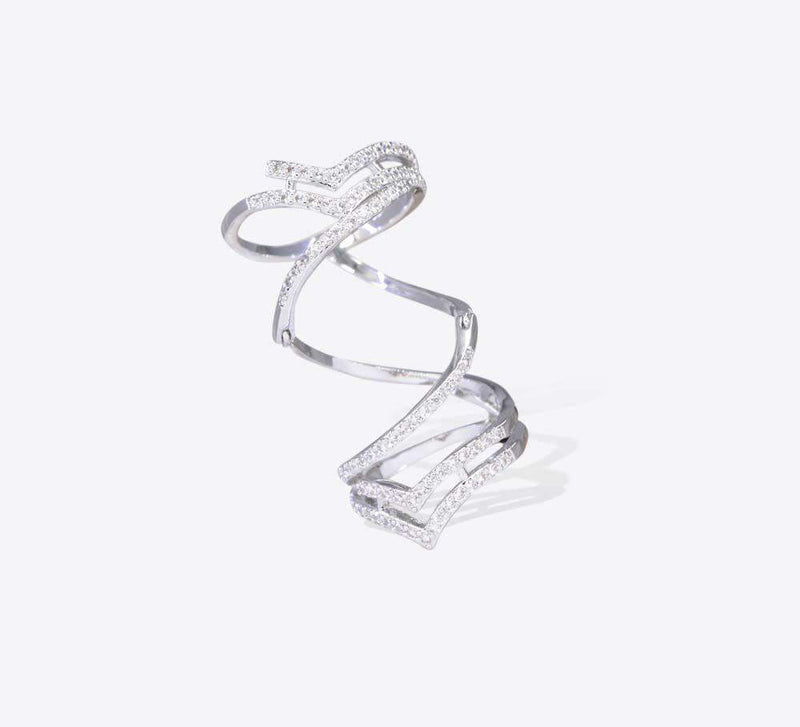 Pave Ring : MR-1245 - Mahroze