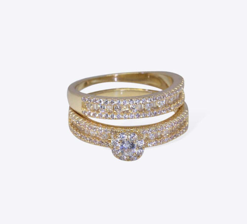 Buy Women Golden Rings Online In Pakistan