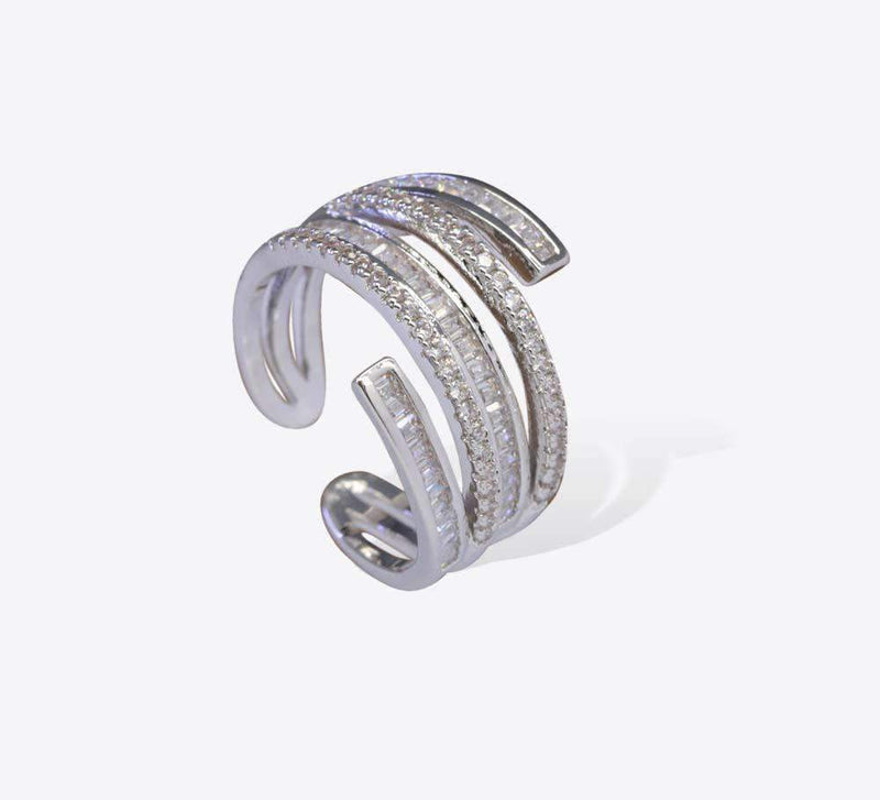 Pave Ring : MR-1265 - Mahroze