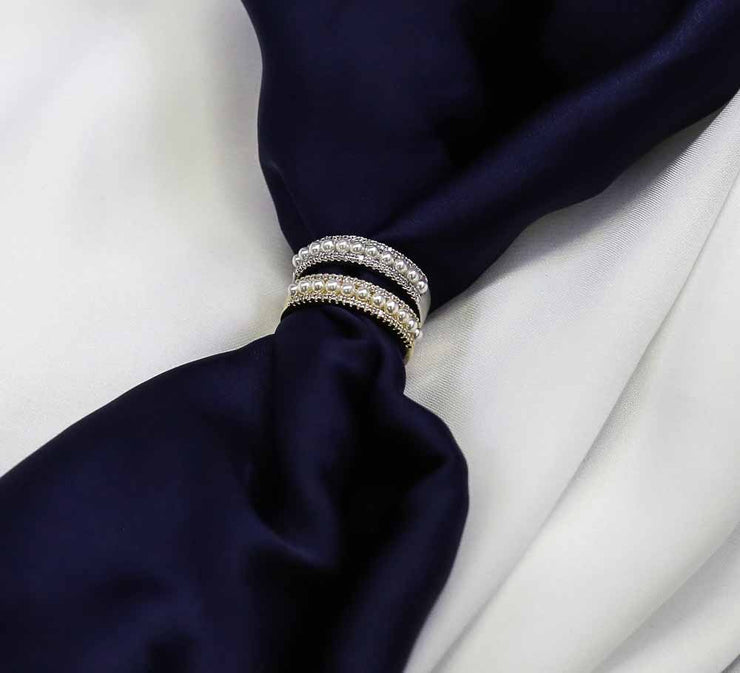 Buy Women Pearl Rings Online In Pakistan