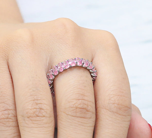 Ornate Pave Ring