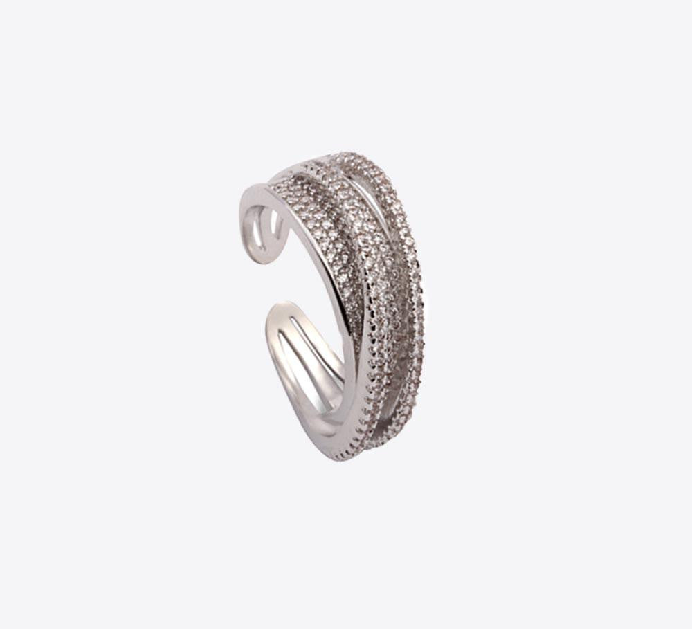Buy Silver Women Rings Online In Pakistan