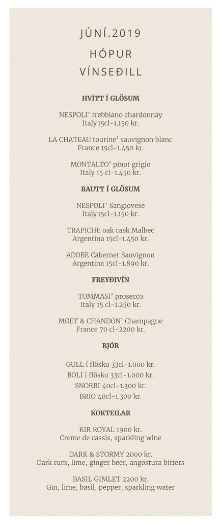 Group winelist 2019