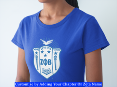 Customize Your Chapter Shirts