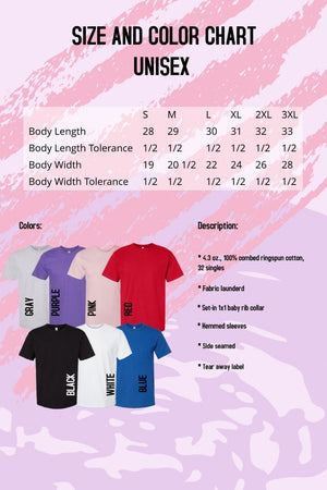 Your Custom Glitter Design Here - Gray's Active Wear Printing
