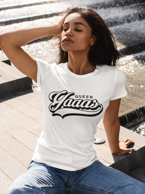YAAAS QUEEN T-SHIRT - Gray's Active Wear Printing