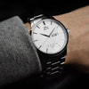 ZENN Argenti Silver Watch