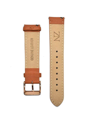 Classique Tan Leather Strap