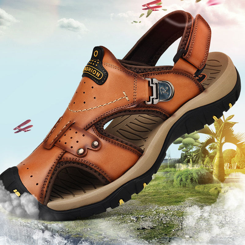 Flat Heel Outdoor Sandals