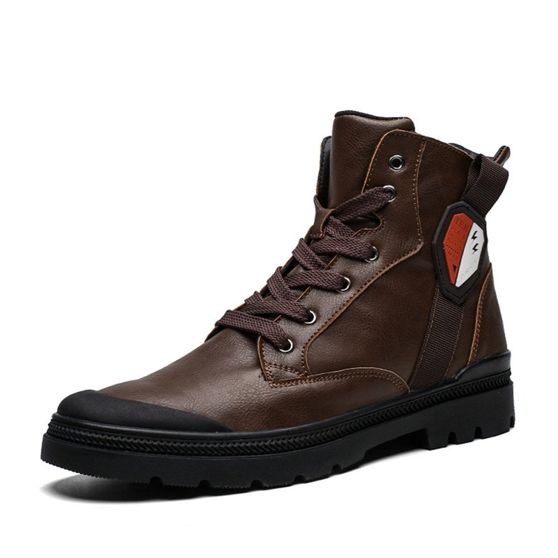 Men's High-top Casual Boots