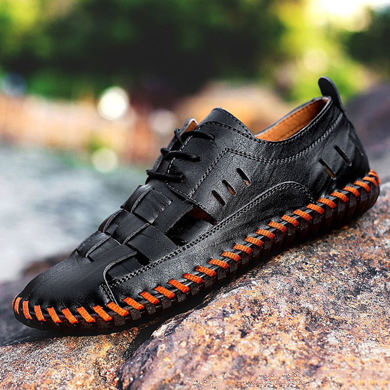 Men's Hollow Casual Sandals