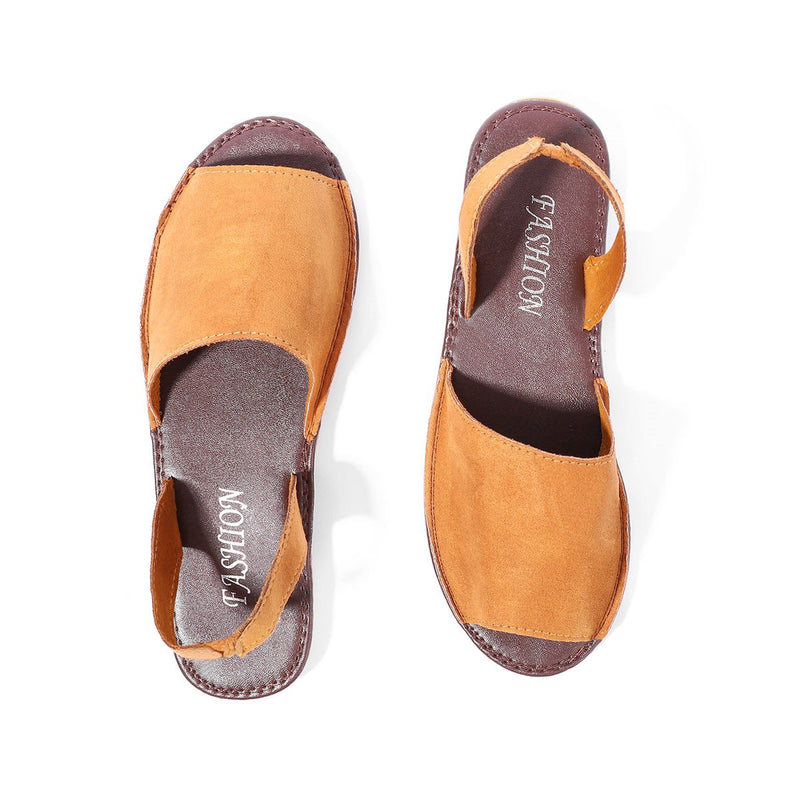 Colors Slip on Espadrilles Flip Flop Sandals