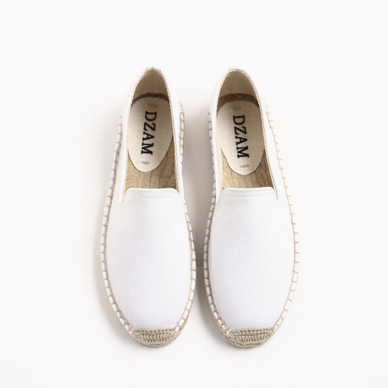 Canvas Comfy Women Slip-On Loafers
