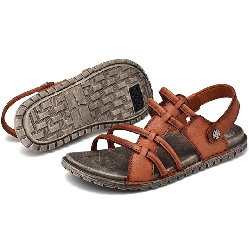 Trend outdoor breathable beach shoes casual sandals
