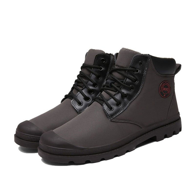 Split Joint Casual Winter Boots
