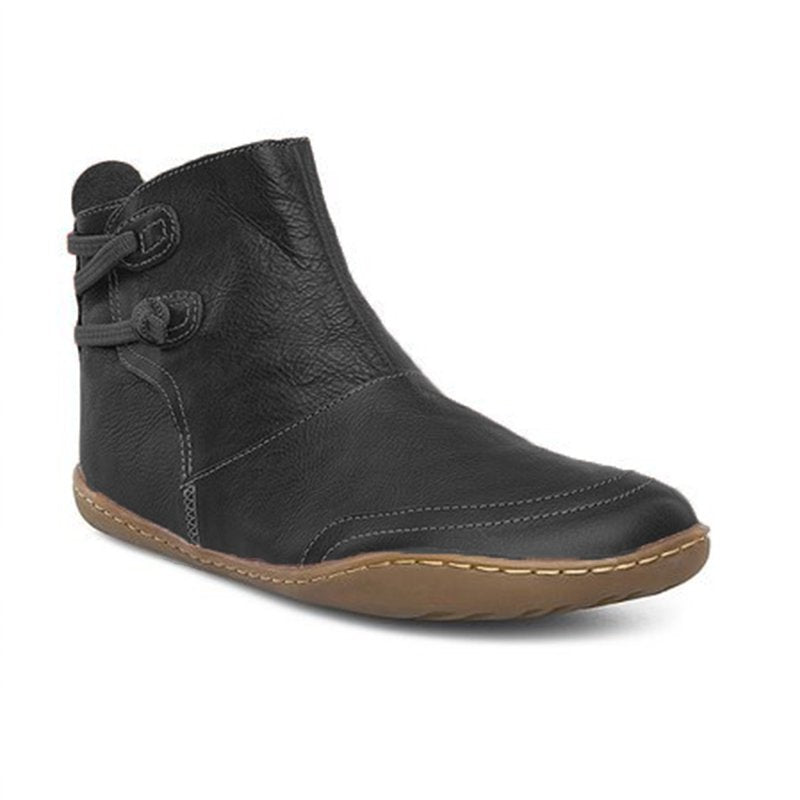 Women Casual Soild Daily Boots