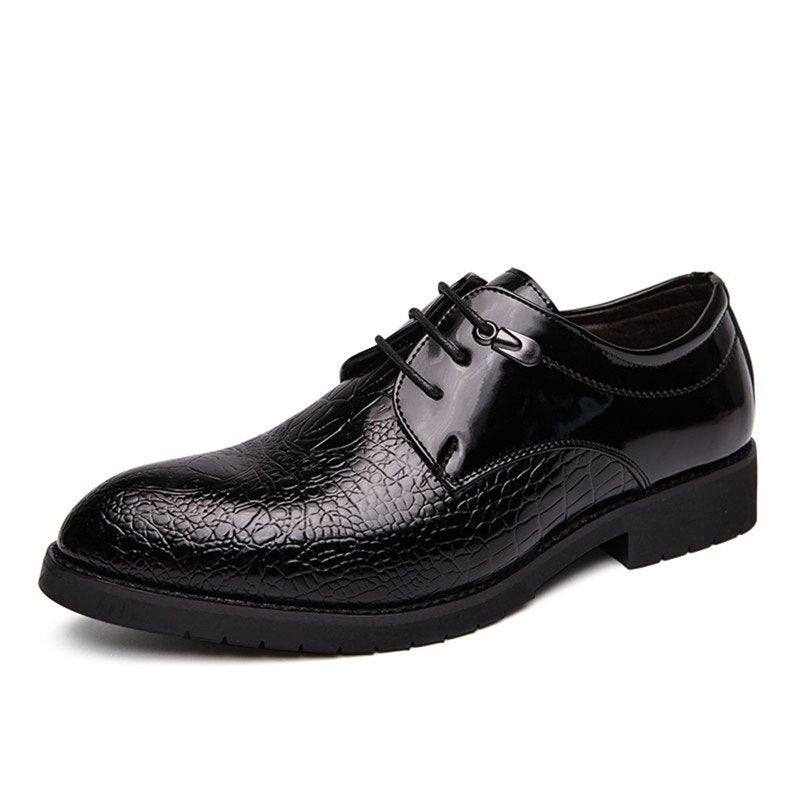 All Season Cocktail Lace-Up Formal Shoes