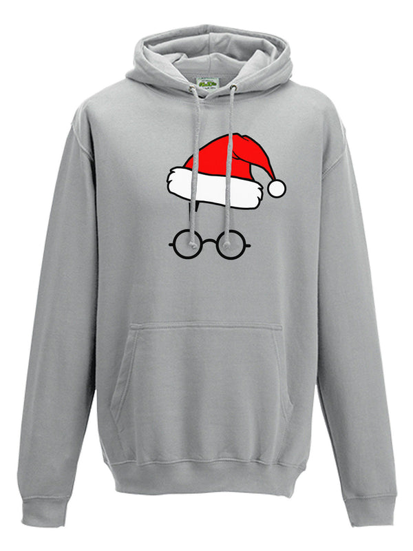 Womens Christmas Printed Casual Hoodies