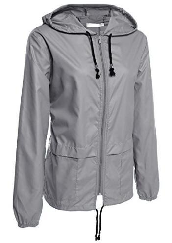 Lightweight Outdoor Hiking Waterproof Raincoat Jacket