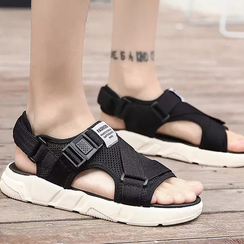 Unisex Woven Mesh Outdoor Beash Sandals