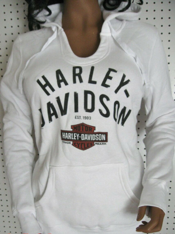 Harley Davidson Printed Cotton Sweatshirt