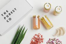 Load image into Gallery viewer, Bird's Nest with Wolfberries & Pandan 150g X 2 Bottles & Rose 150g x 2 Bottles - 1 Month Supply Mixed Flavors - Purest Nest