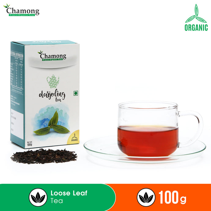 Darjeeling Loose Leaf Tea 100g