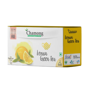 Lemon Green Regular Tea Bags - 50