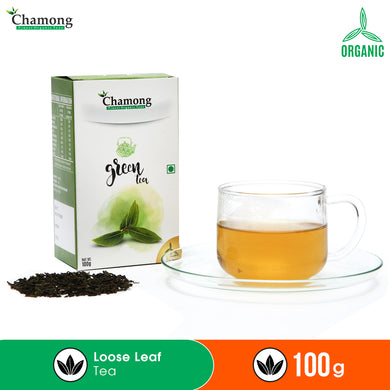 Green Loose Leaf Tea 100g
