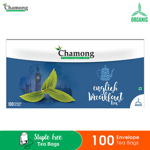 English Breakfast Envelope Tea Bag - 100
