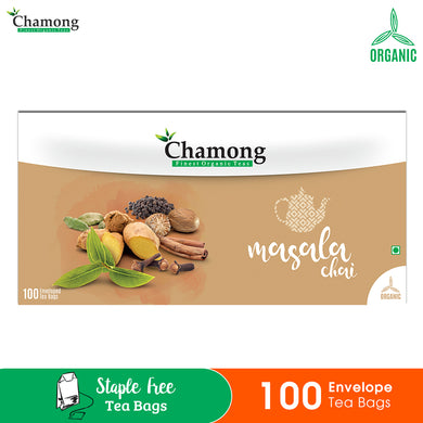Masala Mantra Envelope Tea Bags - 100
