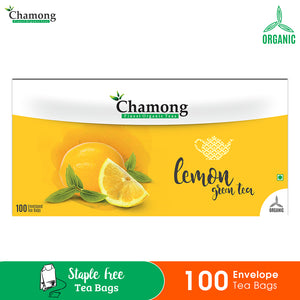 Lemon Splash Envelope Tea Bags - 100
