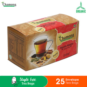 Masala Mantra Envelope Tea Bags - 25