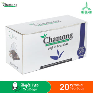 English Breakfast Pyramid Tea Bag - 20