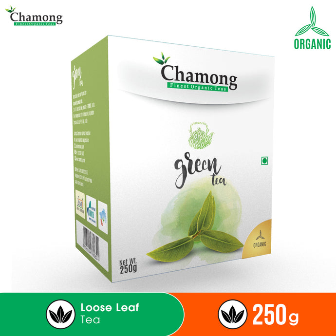 Green Loose Leaf Tea 250g
