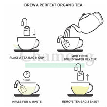 Green Regular Tea Bags - 100