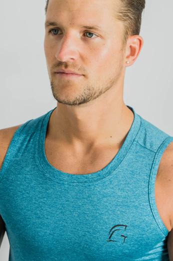 Kryjer Drive Compression Vest Teal