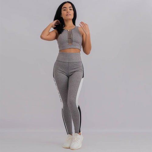 Womens Metro Leggings Grey