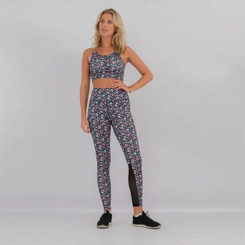 Womens Leggings Fusion Marble