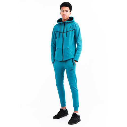 Urban Tech-Hoodies Teal