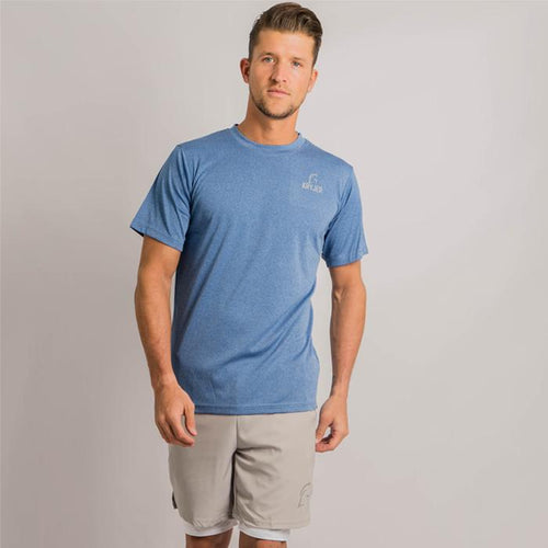 Kryjer Nova T-shirts Men Blue