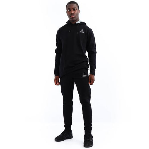 Signature Hoodie Men Black