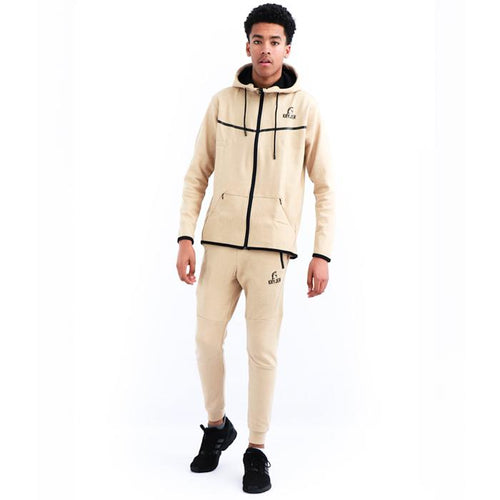 Urban Tech-Hoodies Beige
