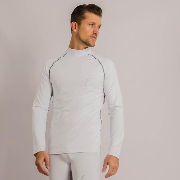 Kryjer Drive Compression Top White