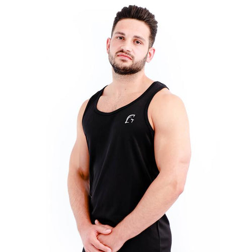 Kryjer Mens Training Vest Black