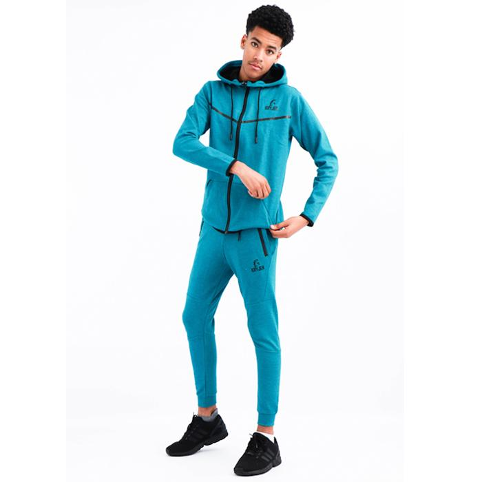 Urban Tech-Bottoms Teal
