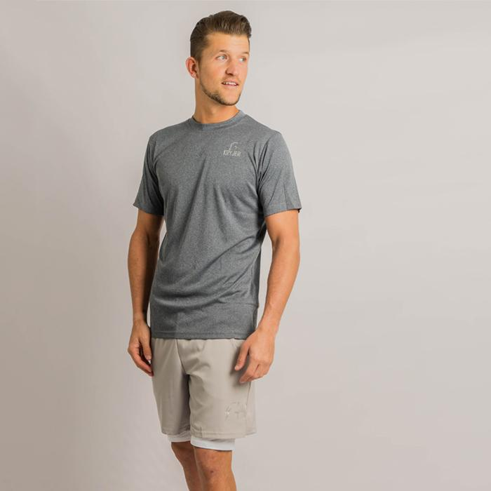 Kryjer Nova T-shirts Men Grey